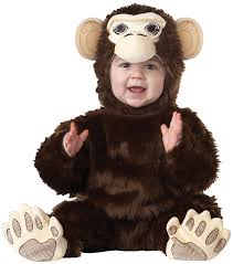Baby Bear Halloween Costume Amazon California Costumes Chimpanzee Infant Jumpsuit Costume