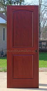 Mahogany Doors Interior 2 Panel Interior Doors Mahogany