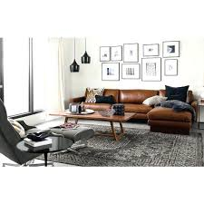 Leather Brown Sofas Gradfly Co All About Leather Sofa For Livingroom