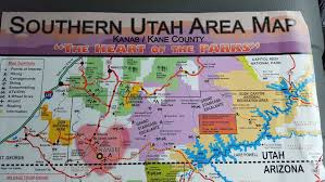 Utah Map National Parks by Utah Red Canyon U0026 Bryce Canyon To Wander Freely