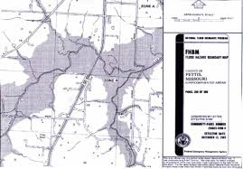 Firmette Maps Sedalia Pettis County Emergency Management Agency