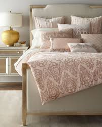 divine designs rose gold queen duvet cover and matching items