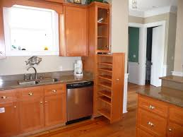 kitchen pantry cabinet with drawers kitchen alluring brown finish freestanding kitchen pantry cabinet