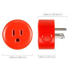 litedge smart plug works with amazon alexa wi fi accessible