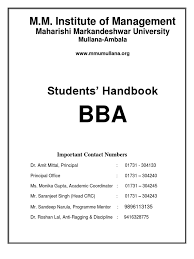 bba syllabus international business marketing strategy