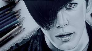 voodoo doll drawing hongbin from vixx cloctor creations youtube