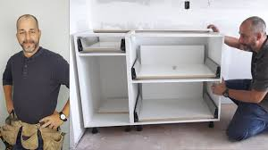 kitchen base cabinet adjustable legs how to install base kitchen cabinets and save 1000 s of dollars
