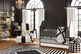 Pottery Barn Zebra Rug by Pink And Gold Nursery