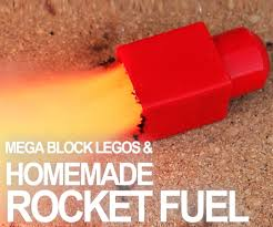 making rocket fuel with kitchen chemistry 5 steps with pictures