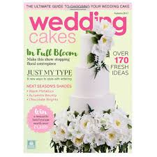 Cake Decorating Magazine Issues Wedding Cakes Magazine Issue 64 Summer Cake Links Ltd