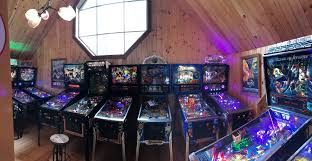 game room of the week this week in pinball