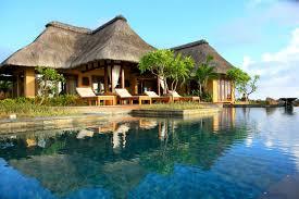 bali resorts on the water wallpaper
