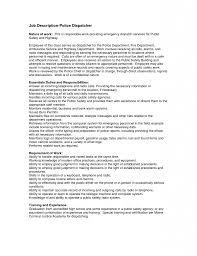 Resume Format For Government Job by Trucking Dispatcher Resume Sample Virtren Com