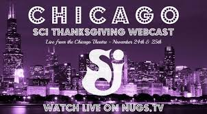 the string cheese incident to webcast thanksgiving weekend chicago