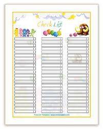 pinterest u0027te 25 u0027ten fazla benzersiz checklist template fikri