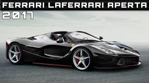 laferrari price 2017 laferrari aperta review rendered price specs release