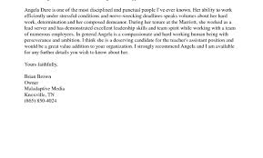 scholarship recommendation letter from family friend template in