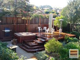 Small Courtyard Design Urban Small Courtyard Decking Ideas Backyard Design Ideas Small