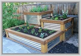 how to build above ground garden home design ideas and pictures