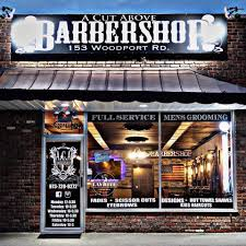 a cut above sparta u0027s barbershop home facebook