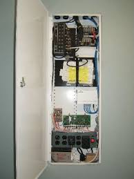 whole house structured wiring networking set ups cabinets