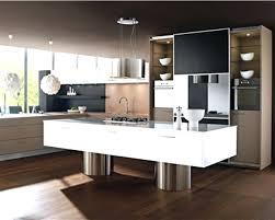 modele cuisine avec ilot design d intérieur model de cuisine equipee modele en bois model