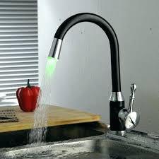 colored kitchen faucets led kitchen faucet churichard me