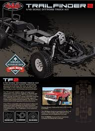 K5 Chevy Blazer Mud Truck - rc4wd trail finder 2 truck kit