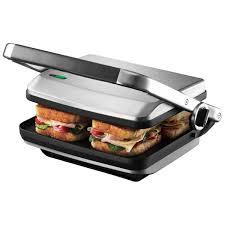 Philips Sandwich Toaster Sunbeam Cafe Press 4 Slice Sandwich Maker Big W