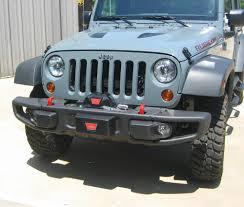 jeep jk frame 2007 2018 wrangler jk winch mounting quadratec