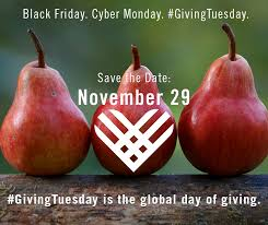 save the date november 29 is givingtuesday oregon food bank