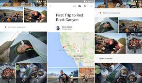 Google Maps Las Vegas Nv by Google Photos Now Builds Perfect Vacation Albums On Its Own Wired