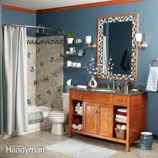 ideas for a bathroom makeover bathroom remodeling ideas the family handyman