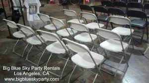 rent folding chairs beige chair rental samsonite style folding chairs los angeles