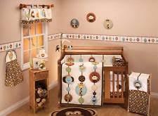 Nojo Crib Bedding Set Nojo Jungle Babies Ebay