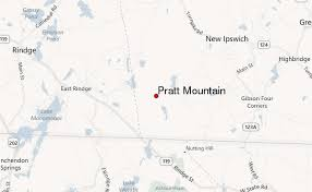 pratt map pratt mountain mountain information