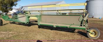 john deere 290 windrower item l5395 sold february 24 ag