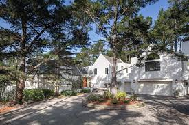 Beach House Rentals Monterey Ca by Property Listing 3150 Fergusson Lane Pebble Beach Sold List