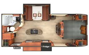 2 Bedroom Travel Trailer Floor Plans Lance 2155 Travel Trailer Your Island Oasis Awaits All New Dual