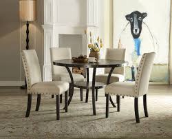 Acme Dining Room Sets by Hadas 72055 Dining 5pc Set In Walnut By Acme W Options