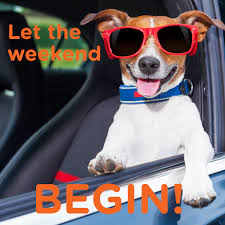 Happy Weekend Meme - let the weekend begin happy memorial day weekend everyone