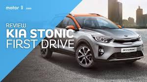 2018 kia stonic first drive a niche too far youtube