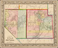 Utah County Plat Maps Utah Counties Map Planning And Zoning Utah History Geography U0026