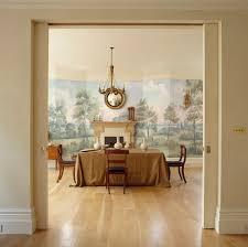 Dining Room Murals Custom Hand Painted Mural Wallpaper Susan Harter Muralpapers