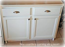 furniture kitchen cabinet make your own frugal kitchen cabinet at the picket fence