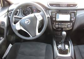 nissan rogue cloth interior 2015 nissan rogue sv awd savage on wheels