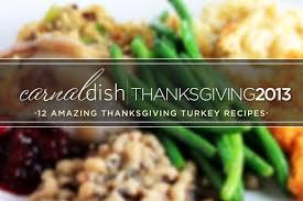 12 amazing thanksgiving turkey recipes carnaldish
