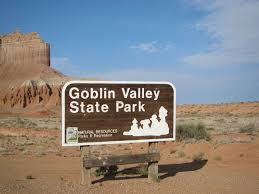 Goblin Valley Map Goblin Valley State Park Maryland Historic District