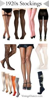 stockings new 1920s style stockings tights nylons socks 1920s style
