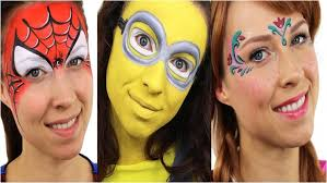 31 cool face painting ideas you u0027ve got to try